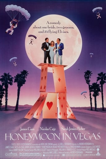 Honeymoon in Vegas image