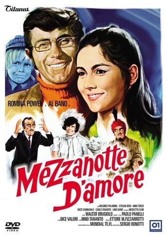 Poster of Mezzanotte d'amore