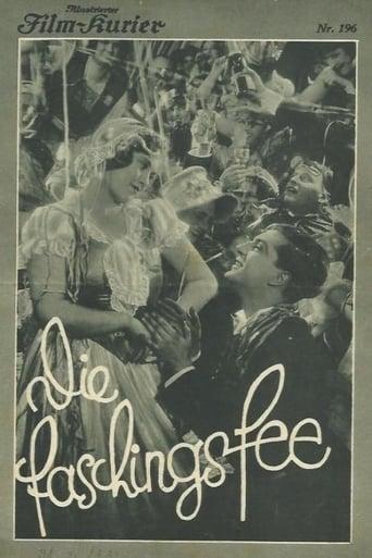 Poster of Die Faschingsfee