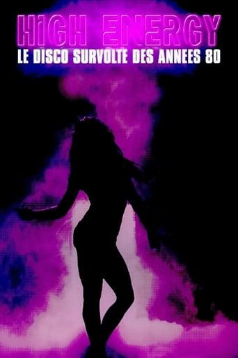 Poster of High Energy: Disco on Amphetamines
