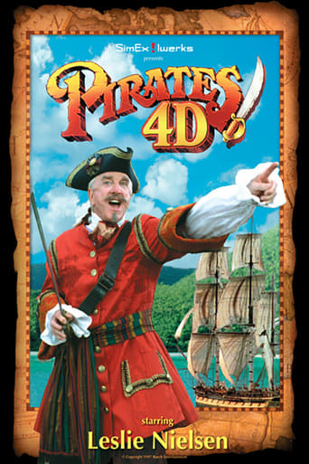 Poster of Pirates: 4-D
