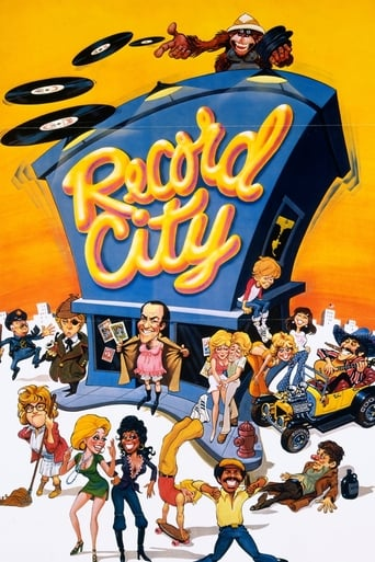 Poster of Record City
