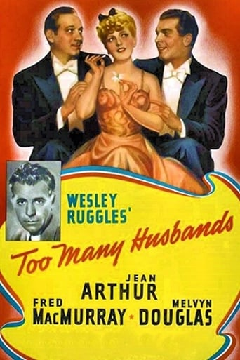 Too Many Husbands Movie Poster