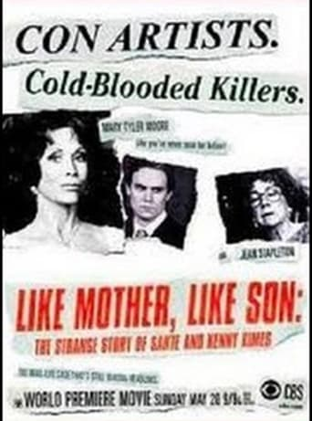 Poster of Like Mother Like Son: The Strange Story of Sante and Kenny Kimes