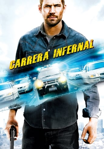 Poster of Carrera infernal