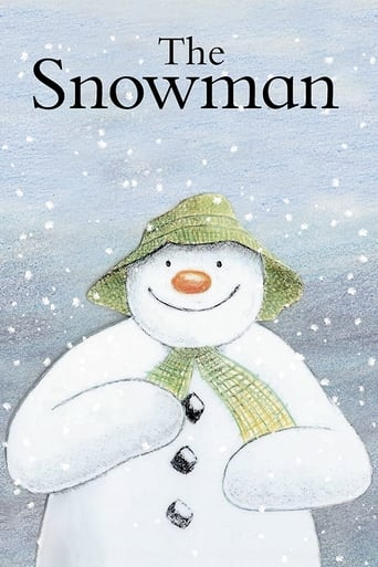 The Snowman Poster