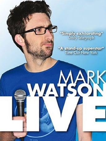 Poster of Mark Watson Live