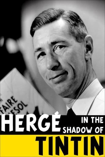 Poster of Hergé, à l'ombre de Tintin