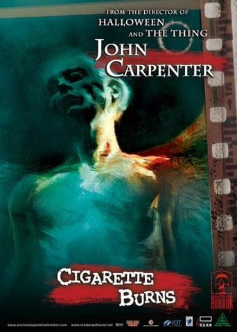 Poster of Cigarette Burns