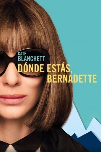 Poster of Dónde estás, Bernadette