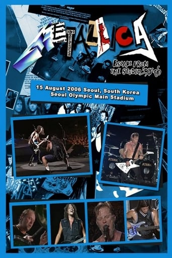 Metallica: Live in Seoul 2006
