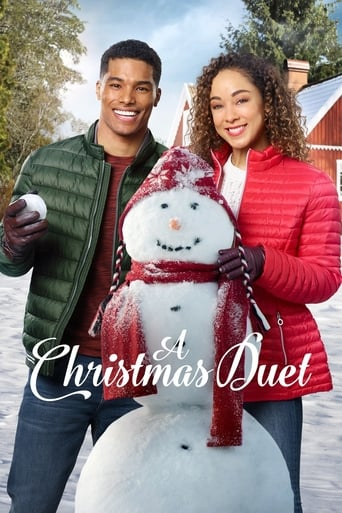 Poster of A Christmas Duet
