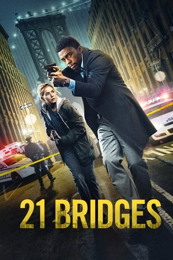 voir film Manhattan Lockdown  (21 Bridges) streaming vf