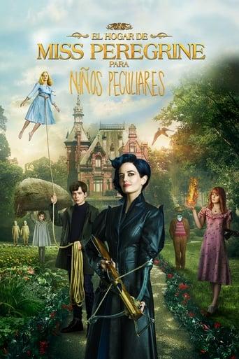 Poster of El hogar de Miss Peregrine para niños peculiares