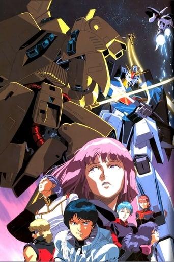 Poster of Mobile Suit Zeta Gundam