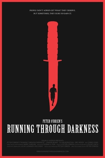 Poster of Running Through Darkness