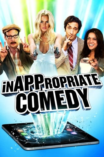 Poster of InAPPropriate Comedy