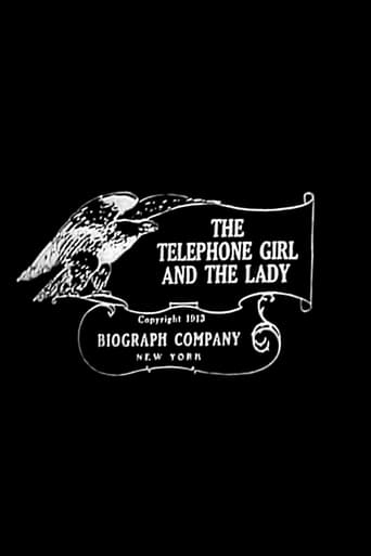 Poster of The Telephone Girl and the Lady