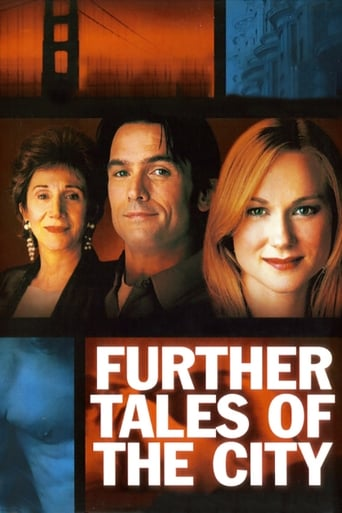Poster of Further Tales of the City