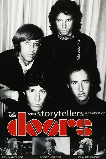 Poster of The Doors: A Celebration - VH1 Storytellers