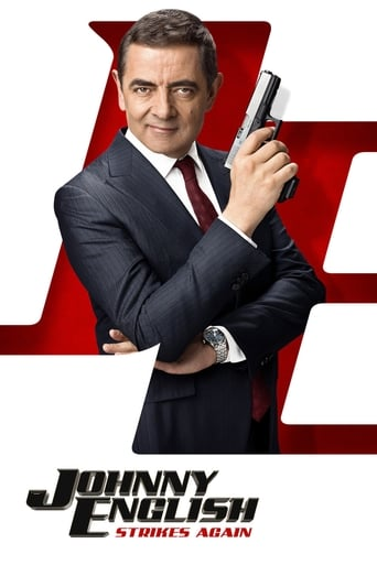 Poster of Johnny English znovu zasahuje