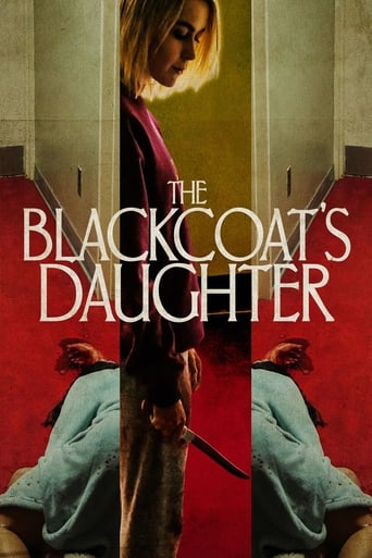 Poster of The Blackcoat's Daughter