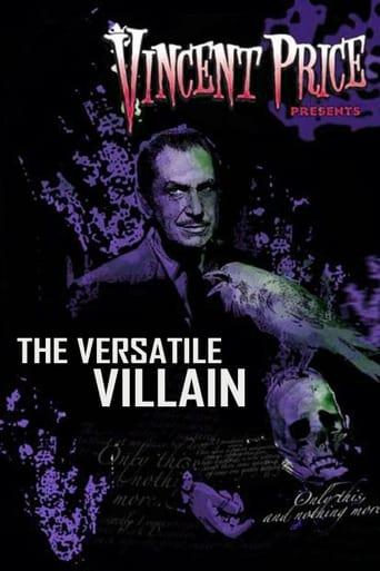 Poster of Vincent Price: The Versatile Villain
