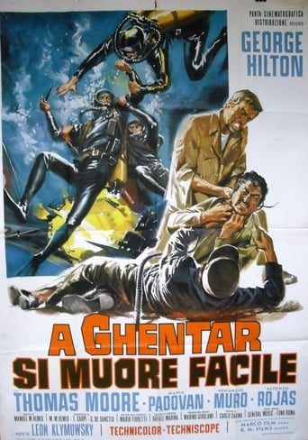 Poster of A Ghentar si muore facile