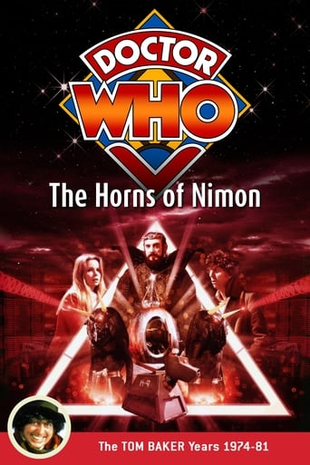 Poster of Doctor Who: The Horns of Nimon
