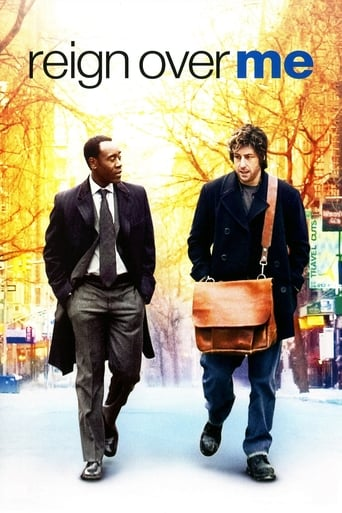 Poster of Reign Over Me