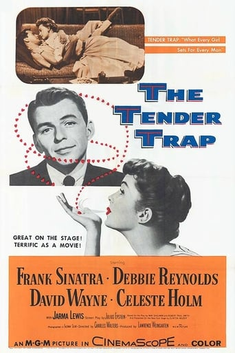 Poster of The Tender Trap