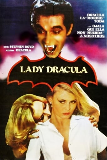 Poster of Lady Dracula