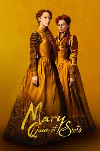Poster for Mary Queen of Scots