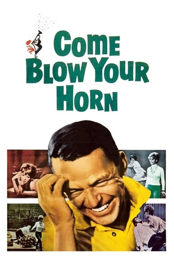 Poster of Come Blow Your Horn