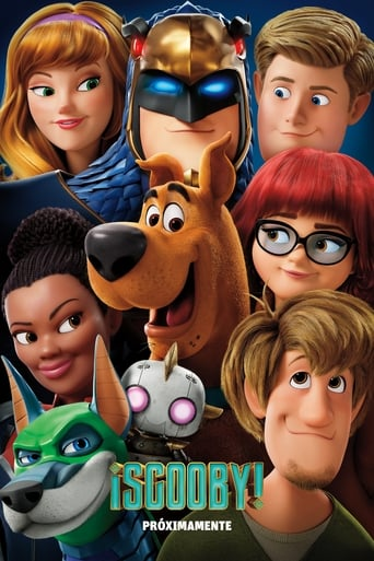 portada ¡Scooby!