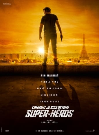Comment je suis devenu super-héros (2021)