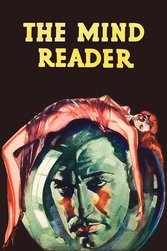 Poster of The Mind Reader