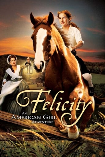Poster of Felicity: An American Girl Adventure