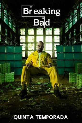 Breaking Bad 5ª Temporada - Poster
