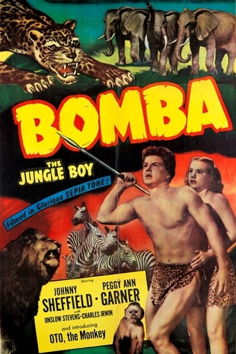 Poster of Bomba, the Jungle Boy
