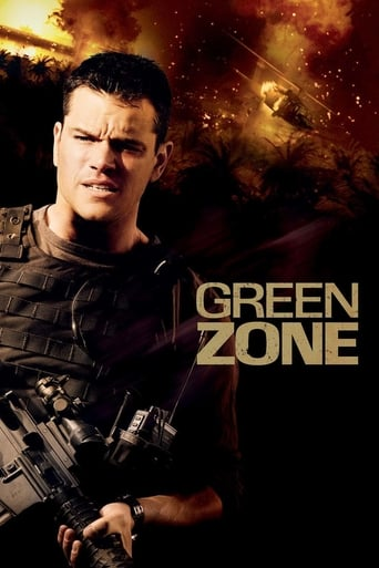 Green Zone (2010) - poster