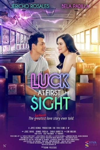 Poster of Luck at First $ight