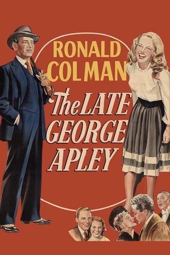 Poster of El mundo de George Apley