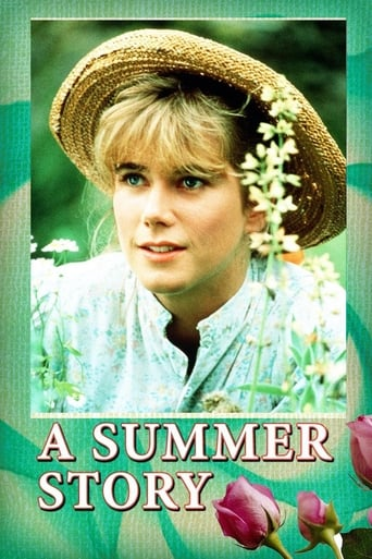 Poster of A Summer Story