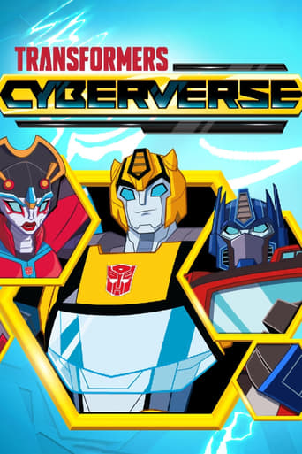 Download Legenda de Transformers: Cyberverse S01E06