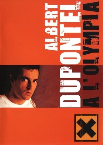Poster of Albert Dupontel à l'Olympia