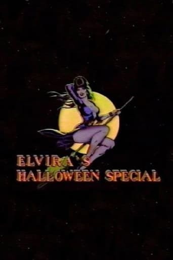 Poster of Elvira's Halloween Special