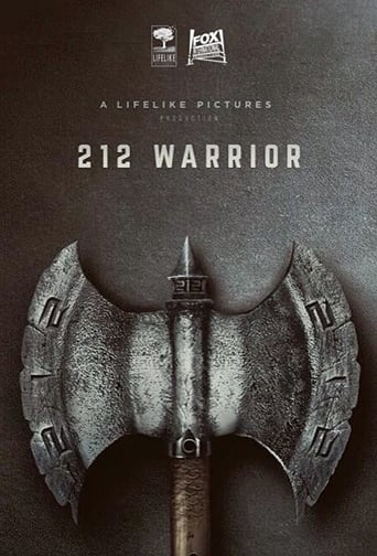 Poster of 212 Warrior