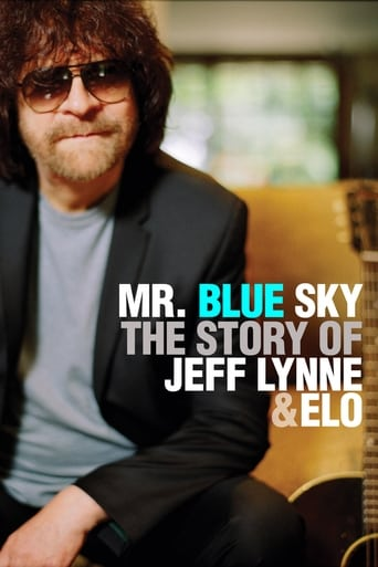 Poster of Mr. Blue Sky: The Story of Jeff Lynne & ELO