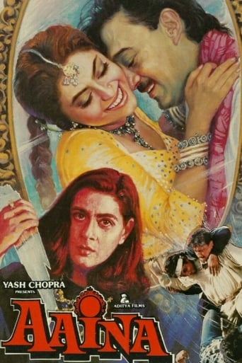 Poster of Aaina